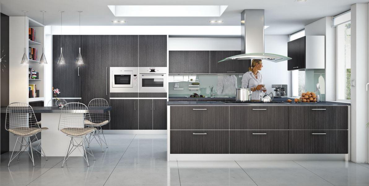 poubelles de cuisine encastrables dans le plan de travail prentout. Black Bedroom Furniture Sets. Home Design Ideas
